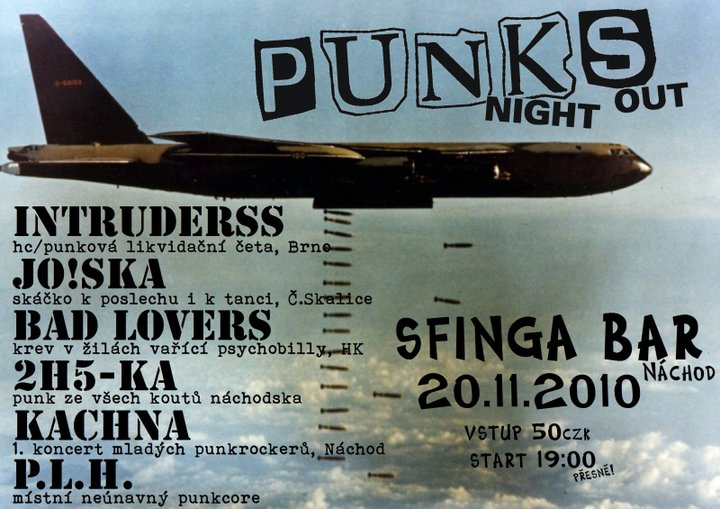 PUNKS NIGHT OUT