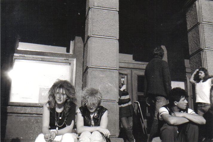 Ostrov nad Ohří 1984