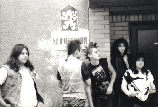Rockotéka Česká Lípa 1984, kultůrák