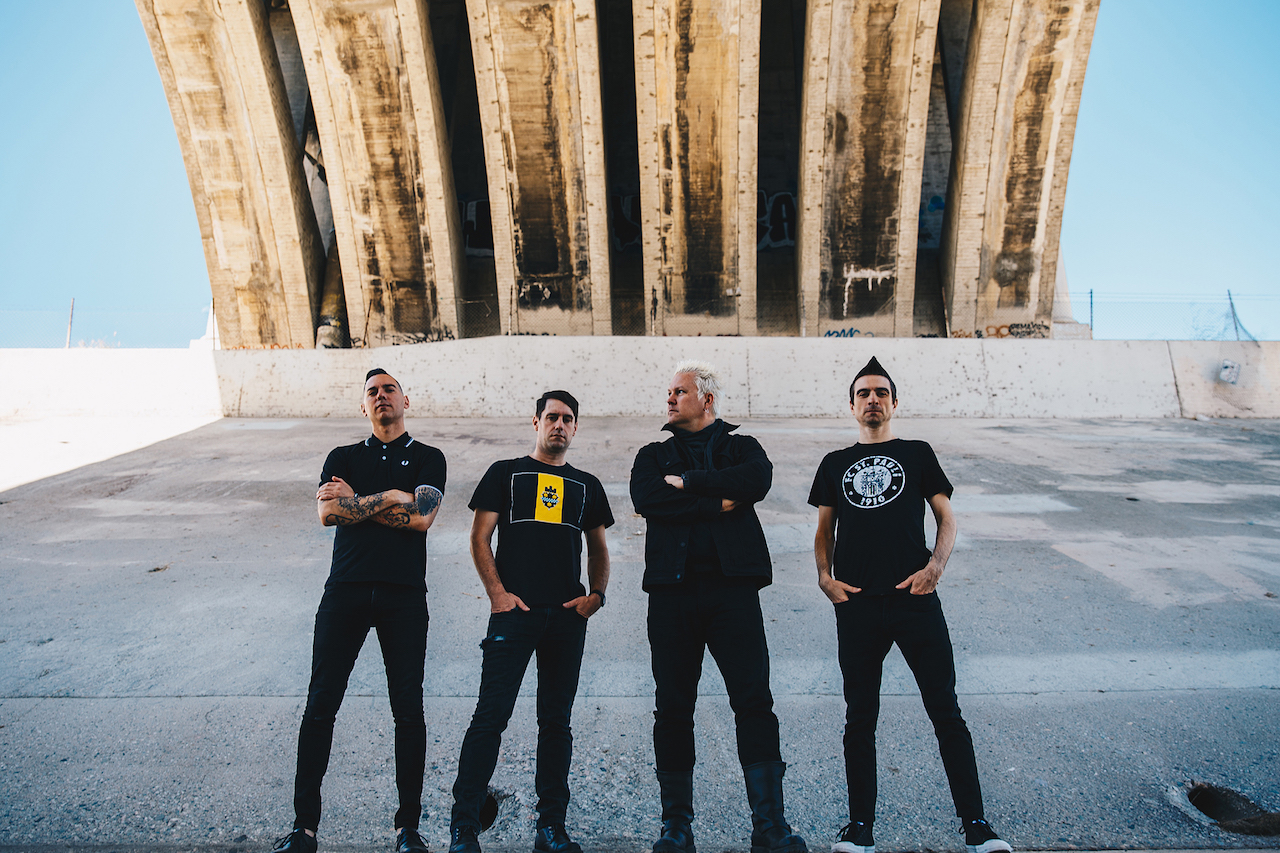 Anti-Flag na Mighty Sounds 2018