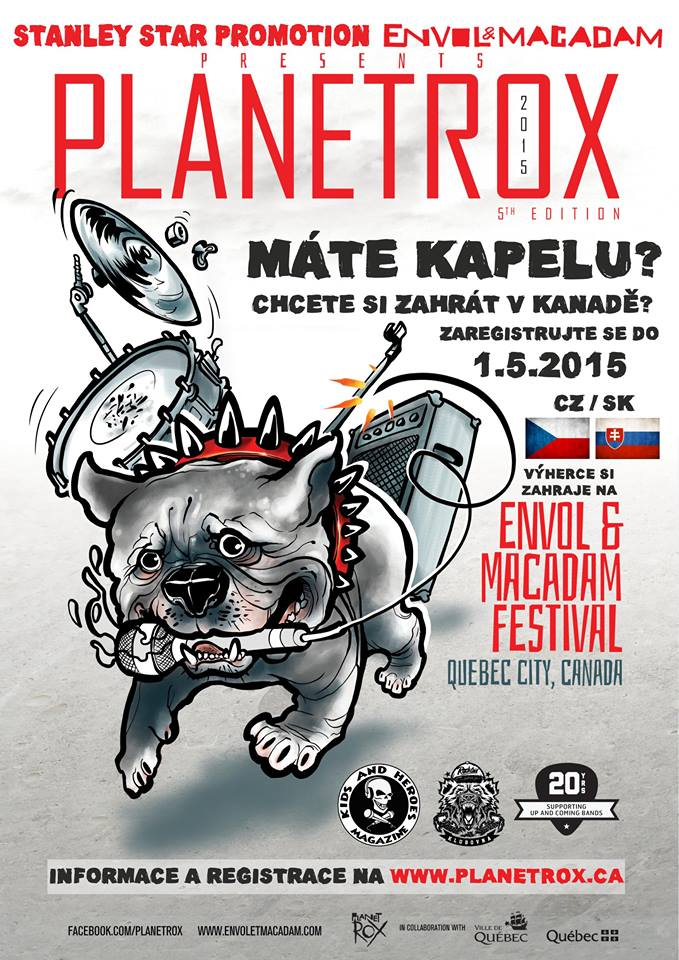 PLANETROX 2015