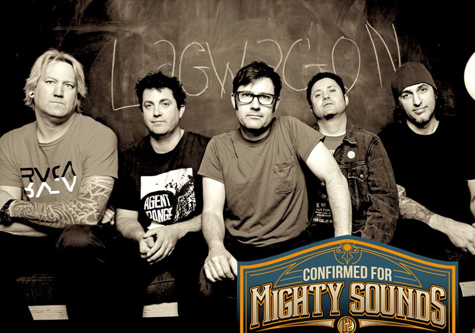 Lagwagon na Mighty Sounds 2016