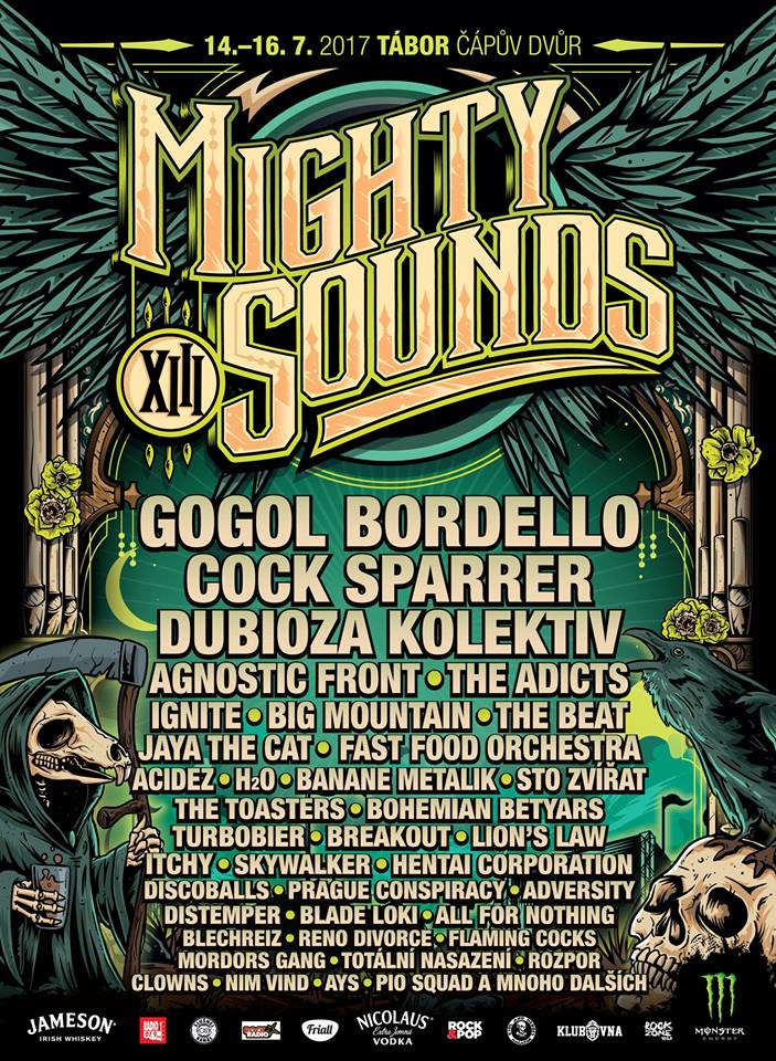Festival Mighty Sounds 2017