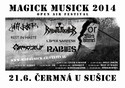 MAGICK MUSICK 2014 open air festival