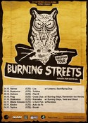 Burning Streets Euro tour 2014