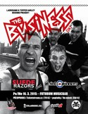 THE BUSINESS (uk), SUEDE RAZORS (usa), SAINTS�N�SINNERS (cz)
