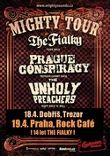 Mighty tour 2014 zakon�� oslava 14 let The Fialky!