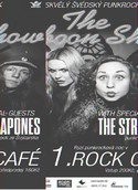 The Baboon Show + The Strapones
