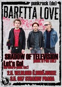 Baretta Love, Shadow of Television, Let's Go!
