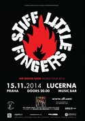 Stiff Little Fingers (UK), Support: Do �ady!