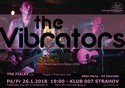 The Vibrators (UK) - 26.1.2018 - Klub 007 Strahov