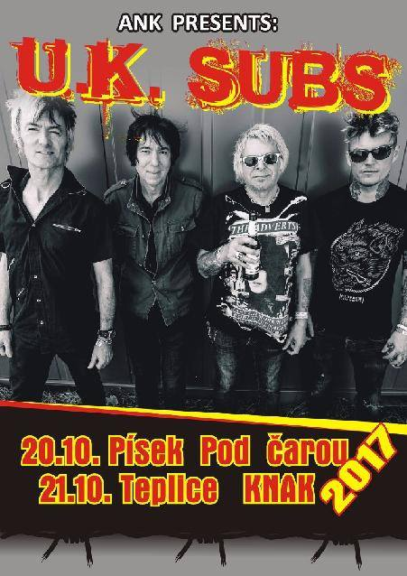 UK SUBS + Pirates of the Pubs