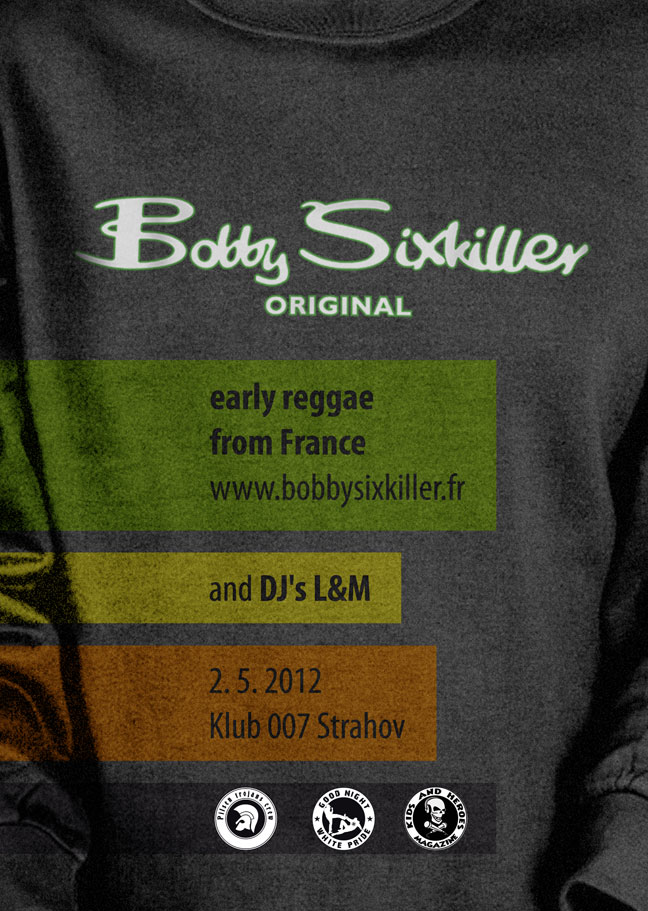 BOBBY SIXKILLER lonely road spring tour