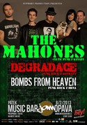 The Mahones vezou whisky do Opavy!