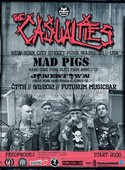 THE CASUALTIES (usa) - 8.11.2012 - Futurum Musicbar