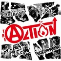 THE ACTION 4-way split EP – Reject, Skizophrenia!, Folkeiis, Intruders