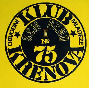 Klub Křenová, komunistická  totalita live