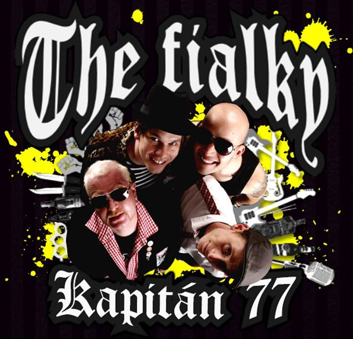 Recenze: The Fialky - Kapit�n 77